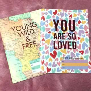 Cute And Quirky Notebooks From The Paper Stone