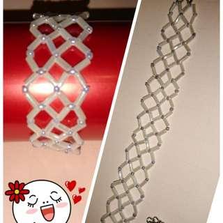 🚚 珠珠編織手鏈