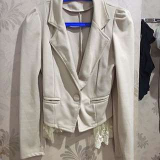Nude Lacey Blazer
