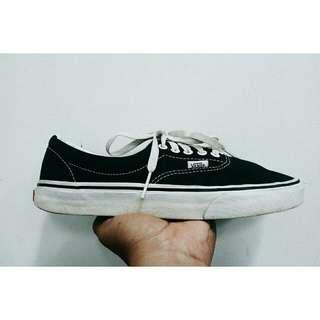 Vans Era Blackwhite (Ori 100%) Kondisi: 98% Size: 41
