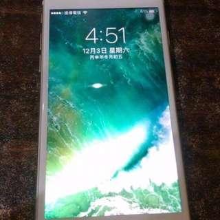 iPhone7 32G金 9成新