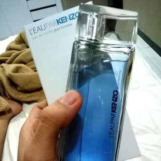 L'eau Par Kenzo Eau De Toilette For Men