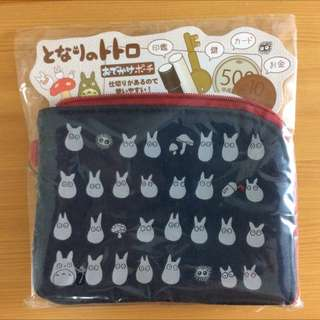 日本郵局 龍貓 豆豆龍 零錢包