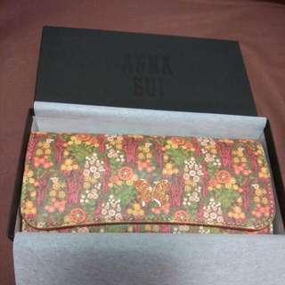 全新 Anna Sui 銀包