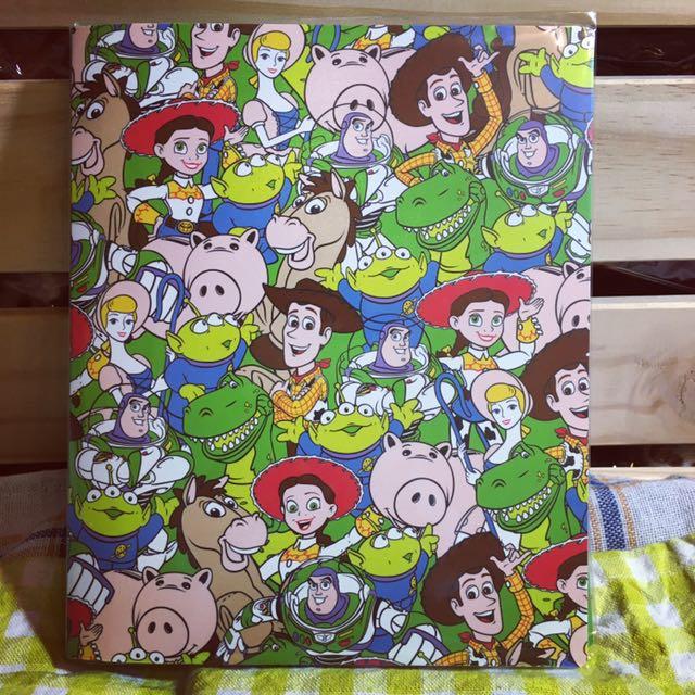 含運~東京迪士尼樂園 玩具總動員相簿收納