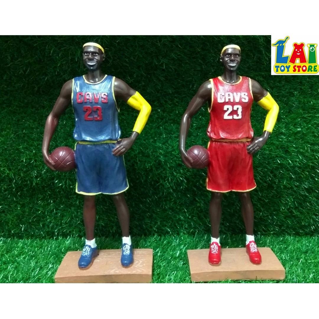全新 現貨 特價 優惠 最低價 NBA 小皇帝 詹姆斯 雷霸龍 LeBron James 騎士隊 MVP 模型 大公仔