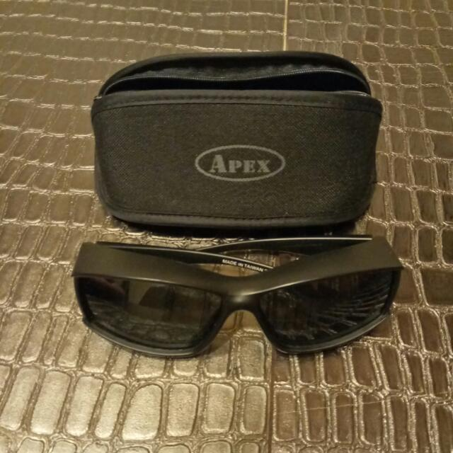APEX防風墨鏡