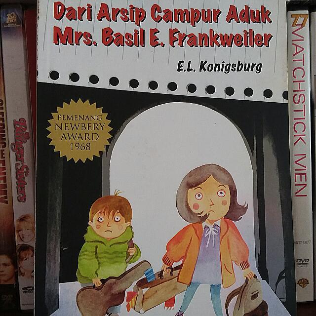 Arsip Campur Aduk Mrs. Basil E. (Terjemahan)