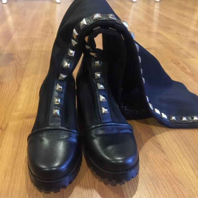 Authentic Valentino Boots