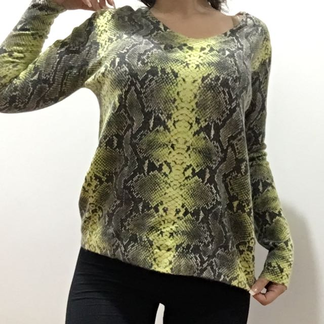 Bardot Top With Tags Size 8