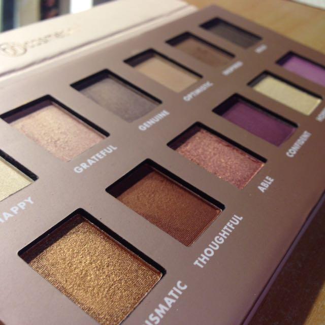 BH cosmetics Bubzbeauty Palette