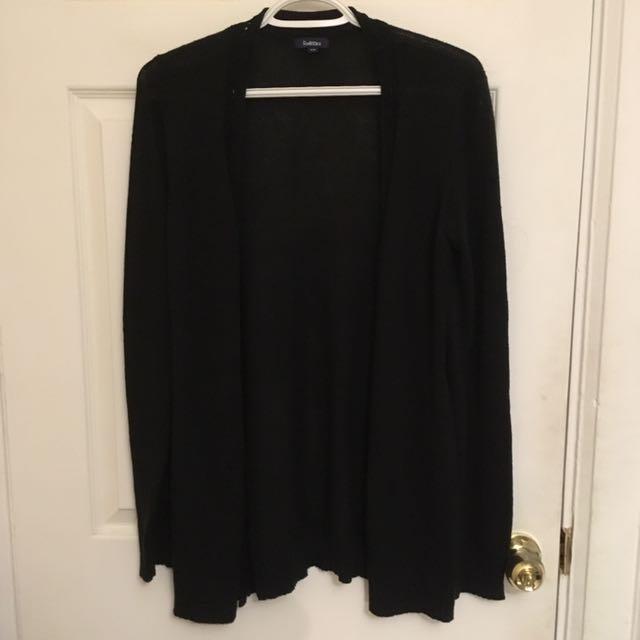 Black Reitman's Cardigan