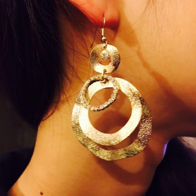 Bling Bling Earring