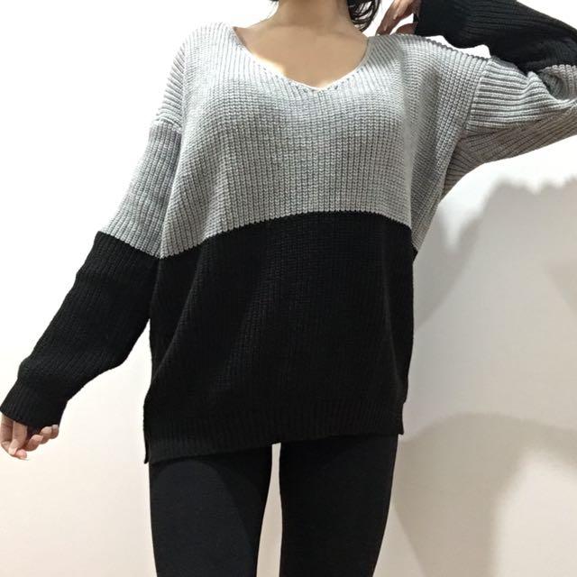 Boohoo Oversized Knit Size S/M