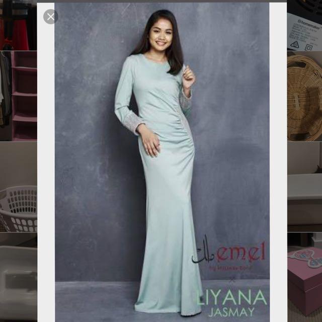 Brand New Melinda Looi A-Line Sequeen Dress