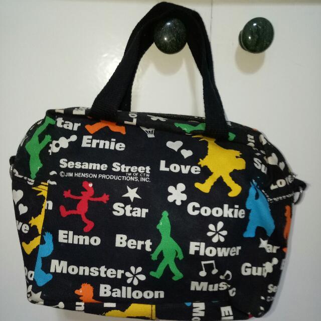 Brand New Sesame Street Bag