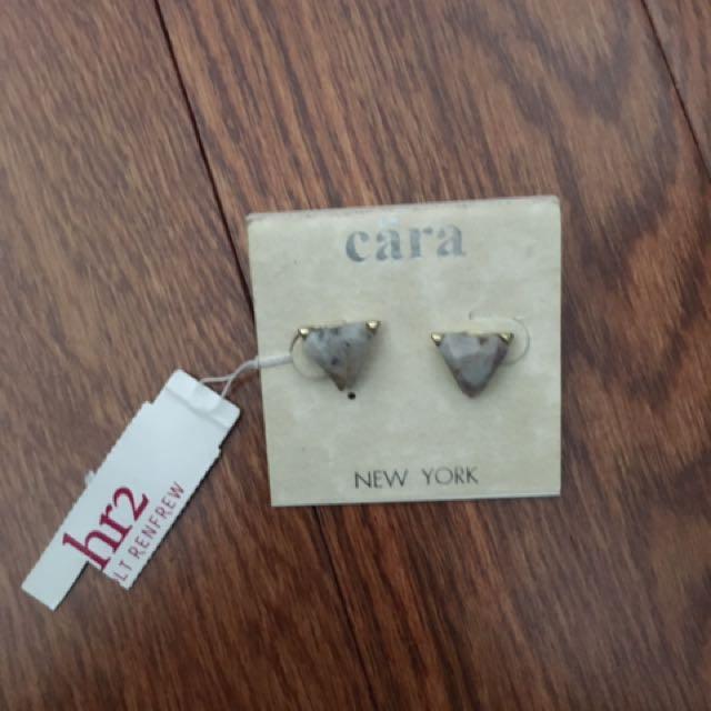 Cara Marble Earings