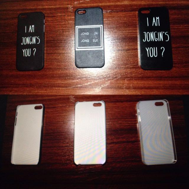 JONGIN / KAI Case iPhone 5