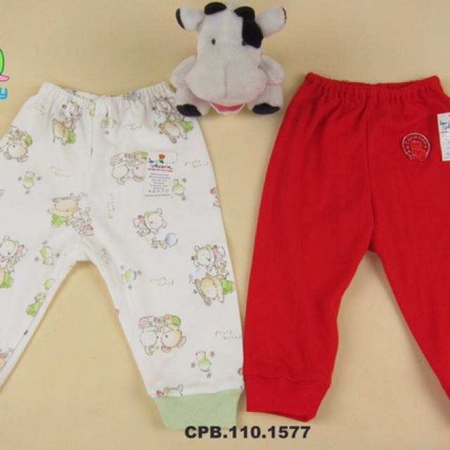 Celana Panjang Bayi Newborn Tokusen (isi2)