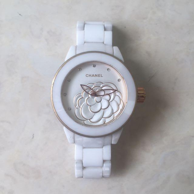 Chanel Flower Watch