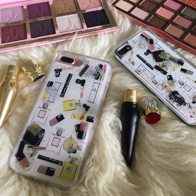 Chanel Make Up Case Iphone7 Plus