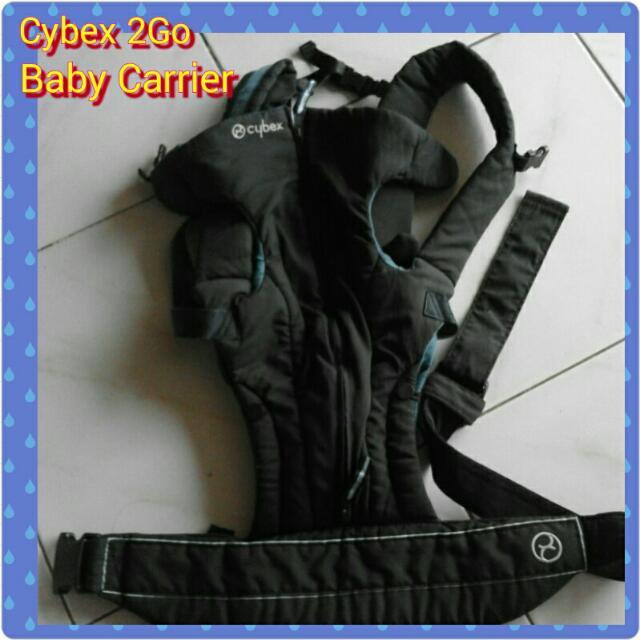 Cybex 2Go Baby Carrier