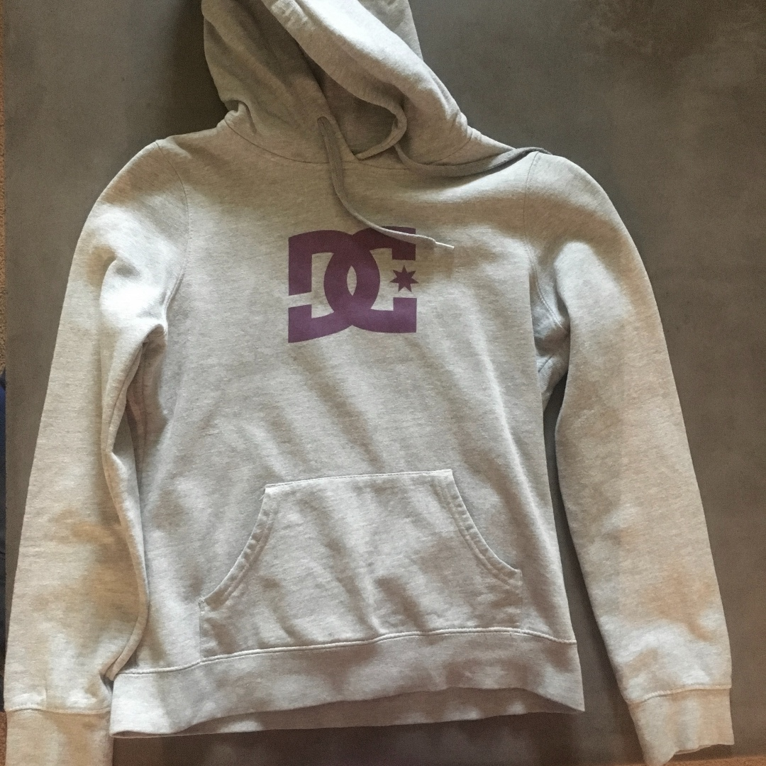 DC Hoodie Size Small