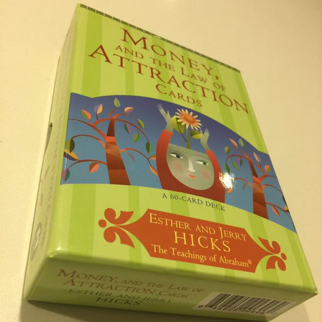 Esther & Jerry Hicks Law Of Attraction Cards