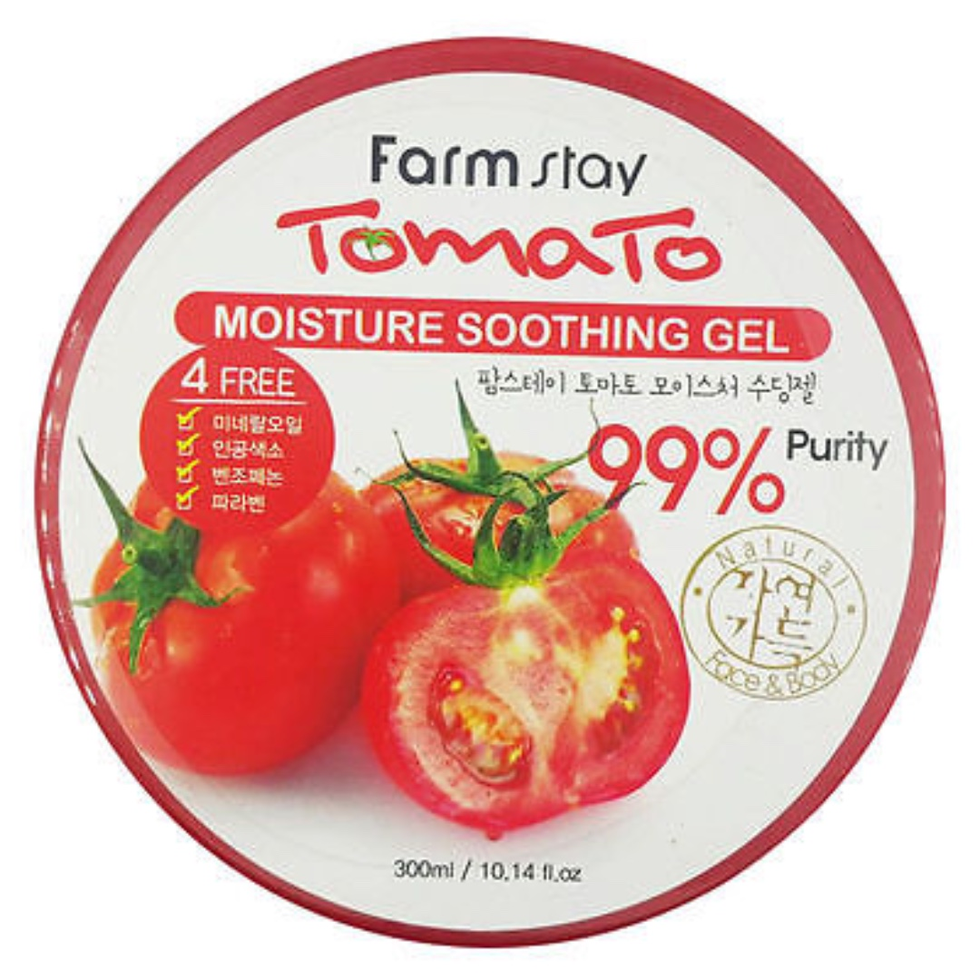 Farm Stay Tomato Moisture Soothing Gel 99% 300g