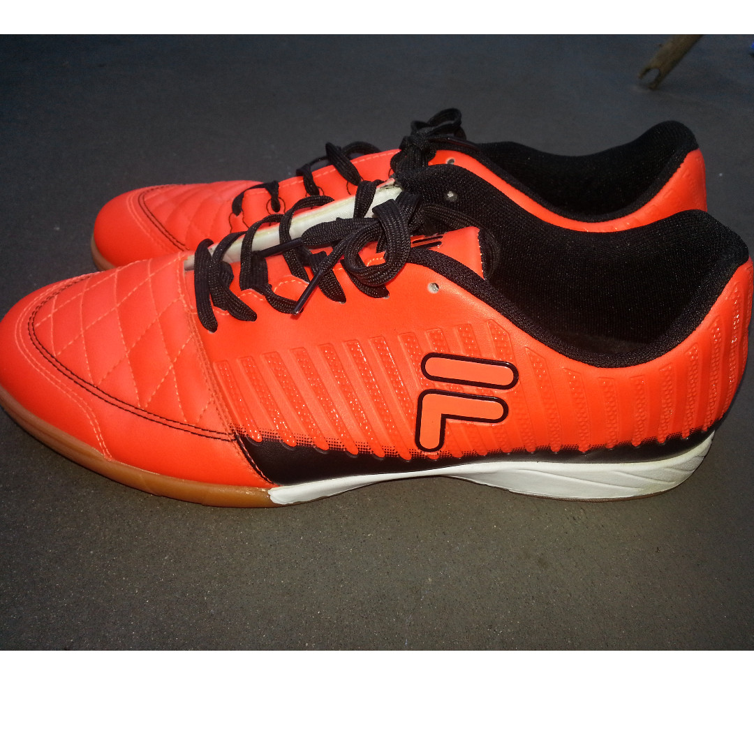 0133723d0912 FILA INDOOR SOCCER BOOTS - MFES101798 FUTSAL FOOTBALL SHOES SIZE 13 ...
