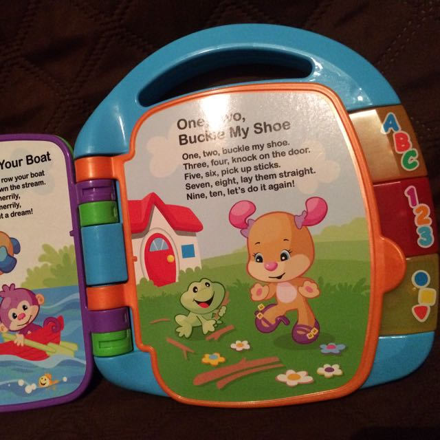 Fisher Price - Story Book Rhymes