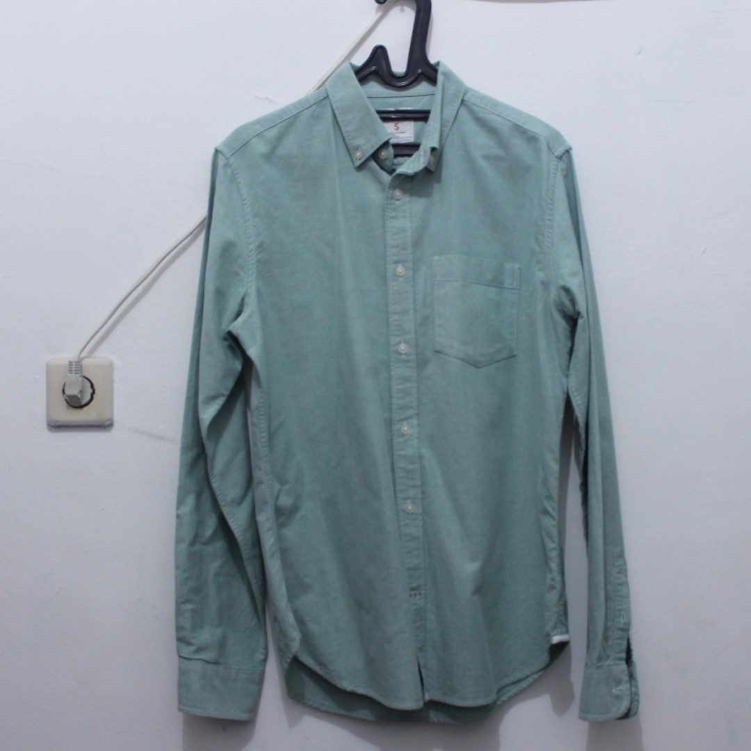 GAP Tosca Oxford Longshirt
