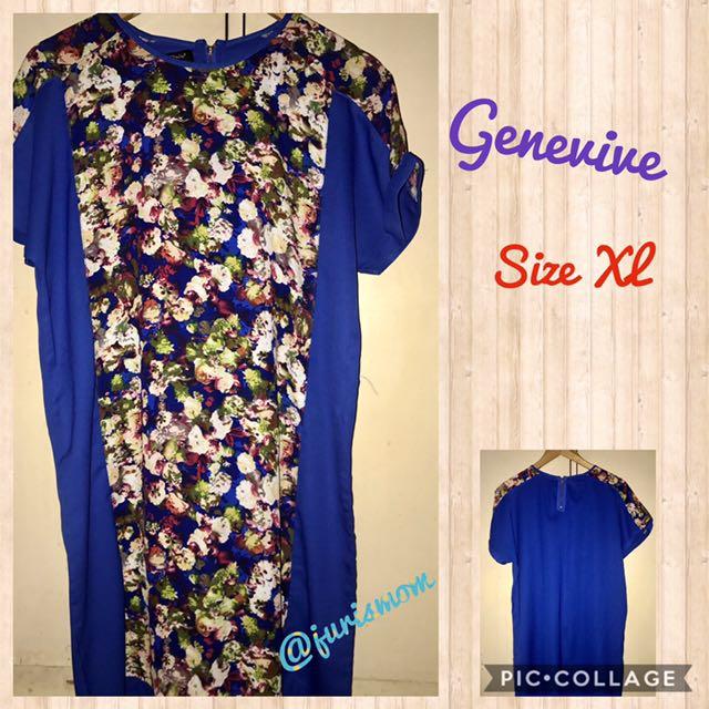 Genevive Gozum Dress
