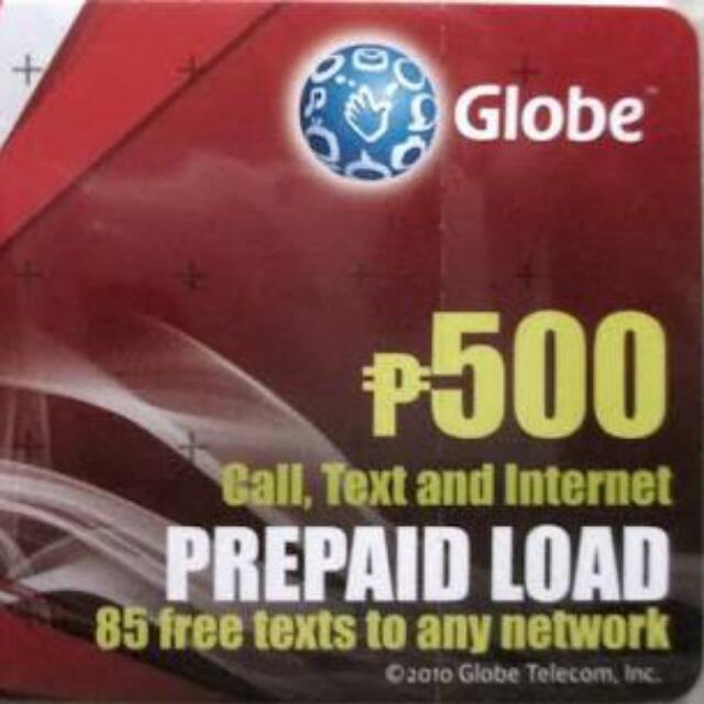 Globe 500