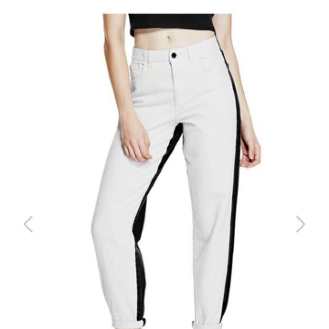 Guess Original Relaxed High Rise Jeans