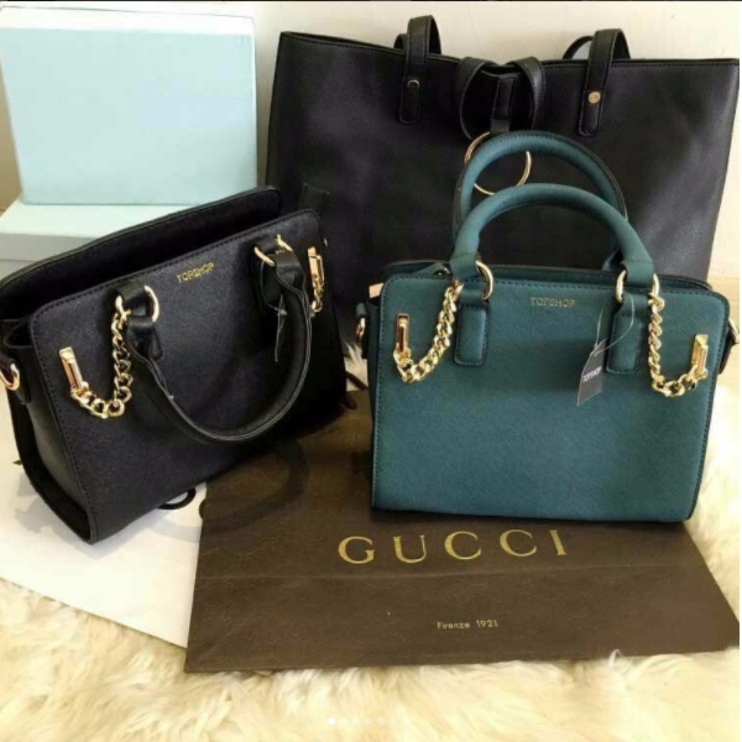 Handbag by TopShop Original (ada talpan)