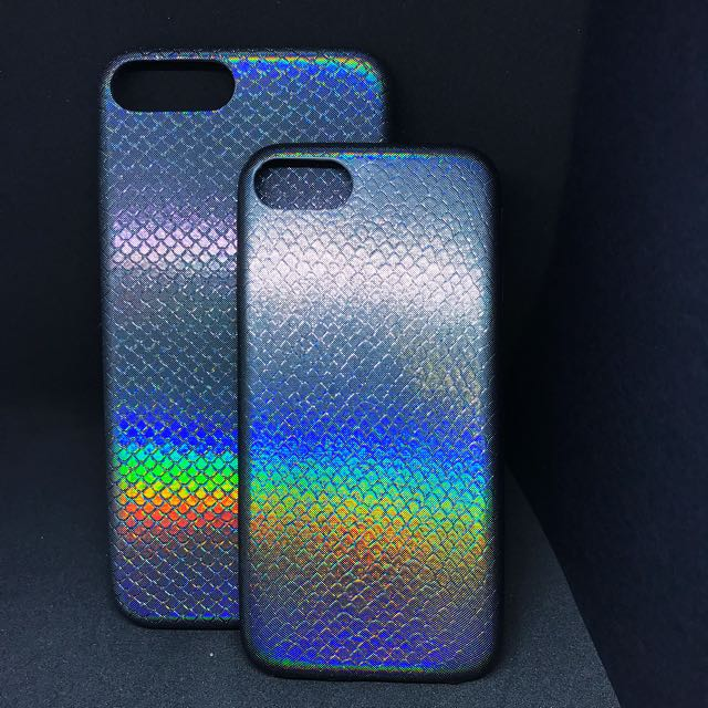 info for 0d1a4 ee273 Holographic Snakeskin iPhone 7/ 7 Plus Case