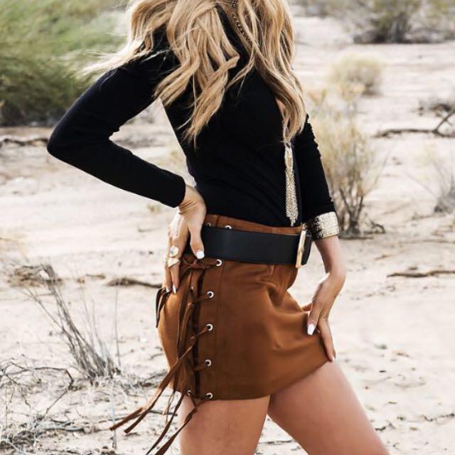 Hot Tassel Skirt