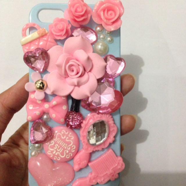 Iphone 5/5s Hard Case Handmade 3d Case