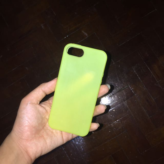iPhone 5/5S/SE Jelly Case
