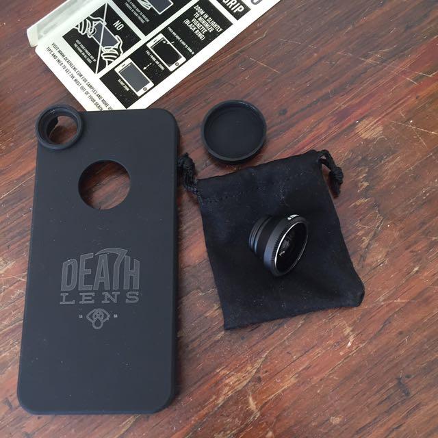 iPhone 5 Deathlens
