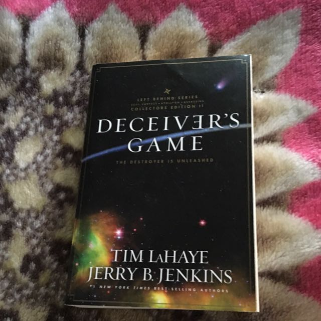 Left Behind: Deceiver's Game