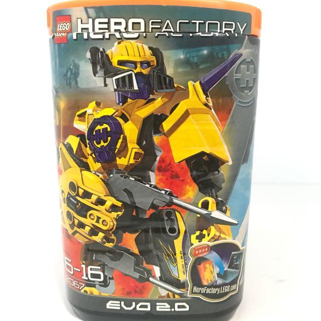 Lego Hero Factory Evo 20