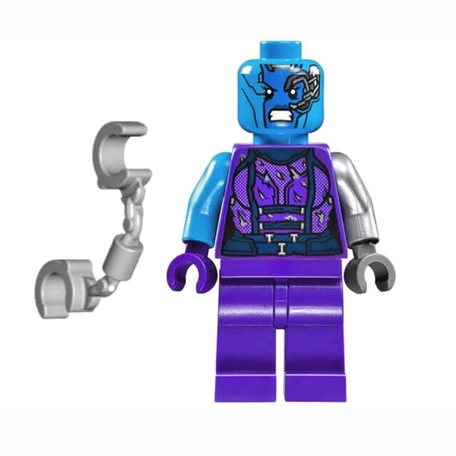 76081 LEGO Marvel Guardians Of The Galaxy Nebula Minifigure