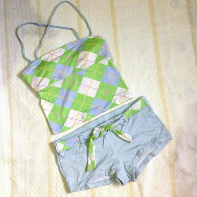 L.E.I Two Piece Swimsuit