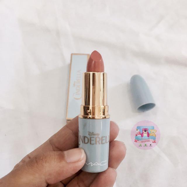 Mac X Cinderella Matte Lipstick