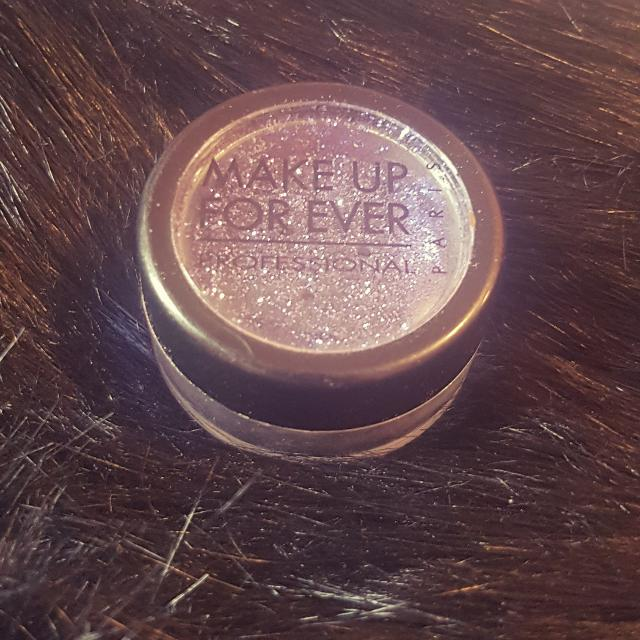 Makeup For Ever Purple Glitter
