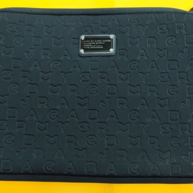 "Marc Jacobs Laptop Case For 13"" Macbook Pro, Electronics, Computer Parts & Accessories on Carousell"