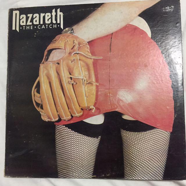 Nazareth - The Catch vinyl LP
