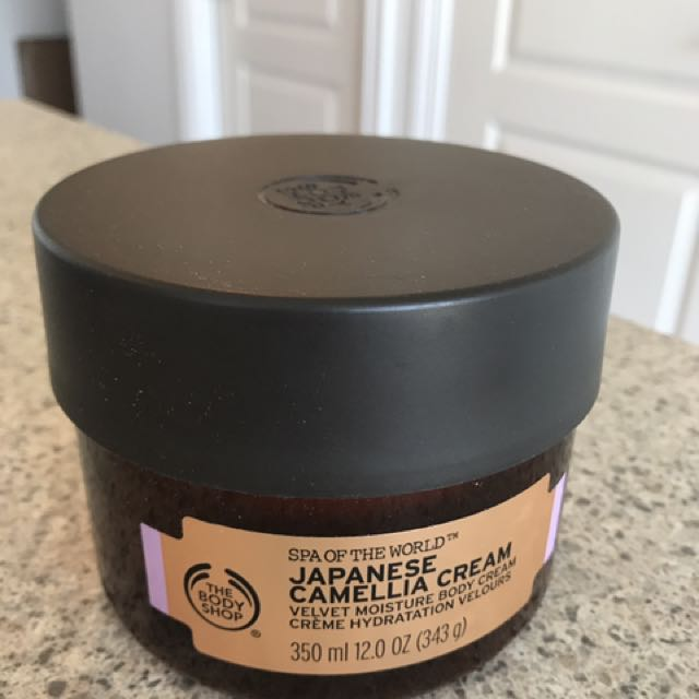 NEW The Body Shop Body Butter